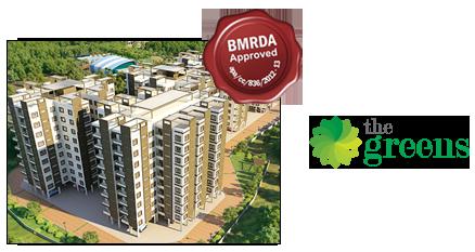 Indya Estates Greens