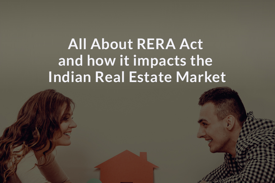 Rera act in India