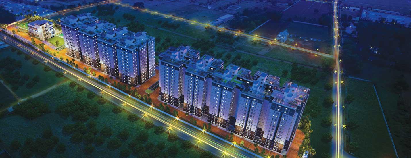 Indya Estates Sky View