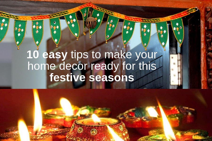 decor your home in this festive seasons